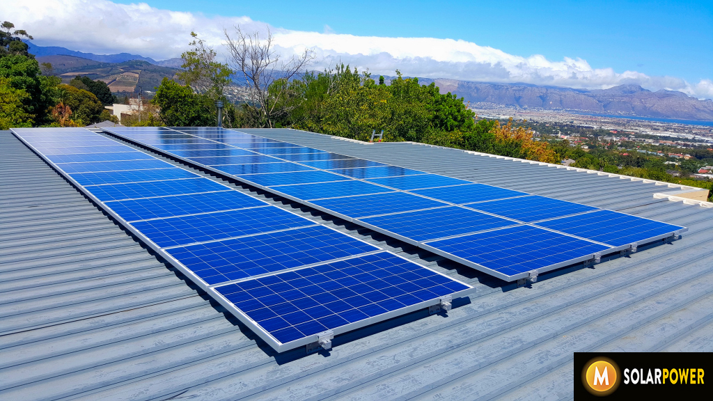 solar power sommerset west