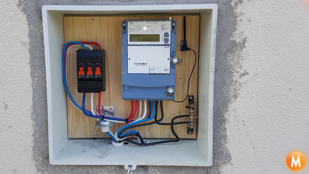COCT Solar Ami Meter