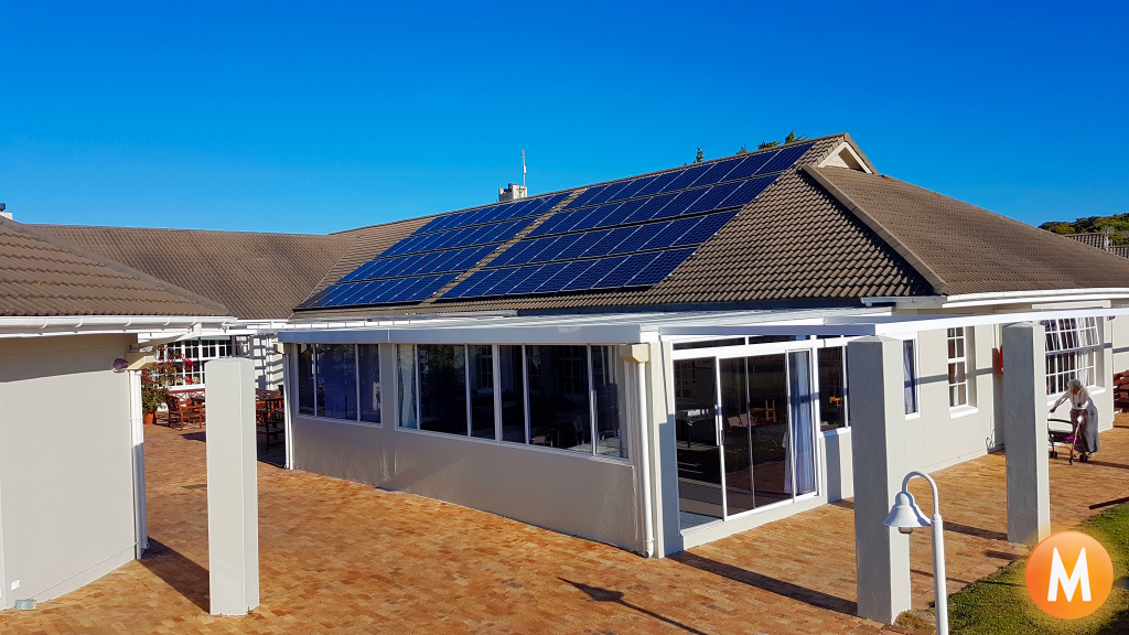 Silvermine Village 36kw Glass On Glass Solar System