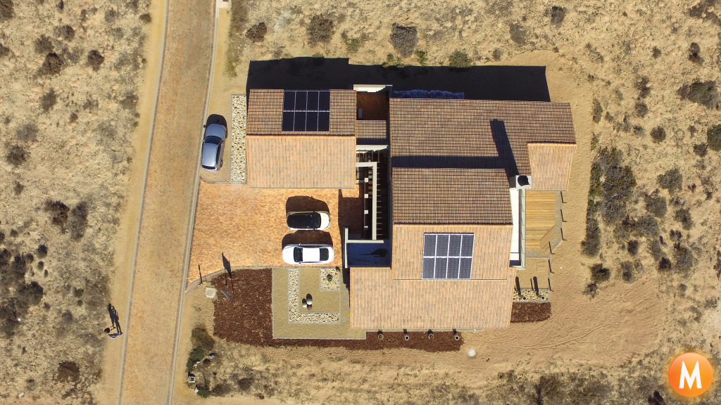 solar panels langebaan