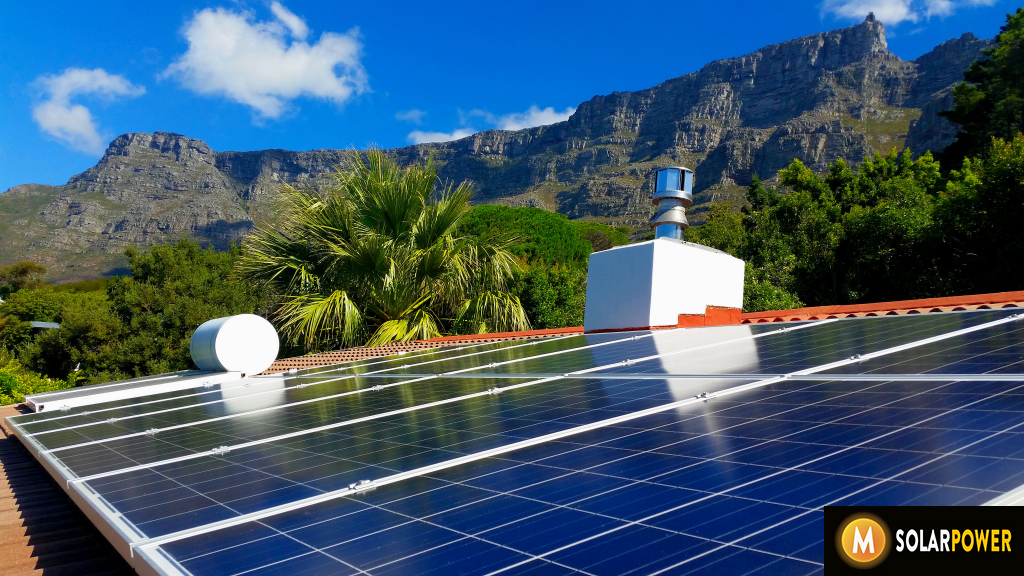 5kw Hybrid Solar Power Cape Town Solar Power Solar Pv