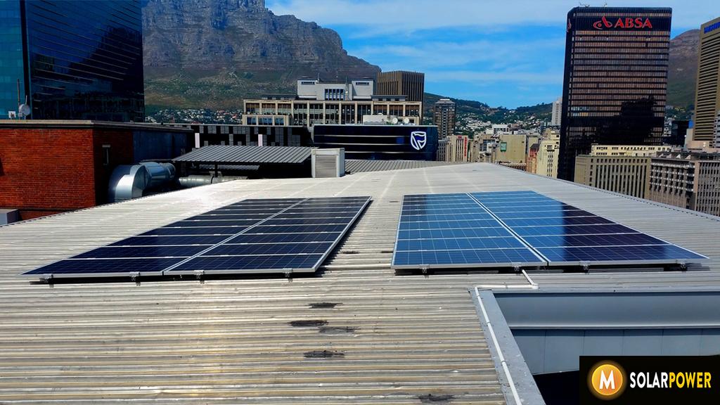 10kW Solar Power Cape Town