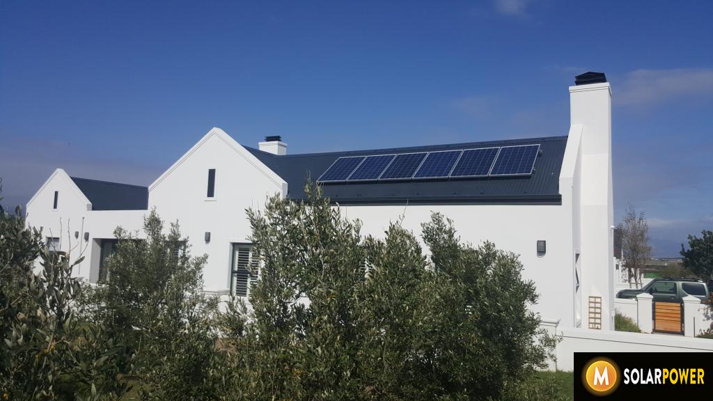 Solar Croyden Olive Estate