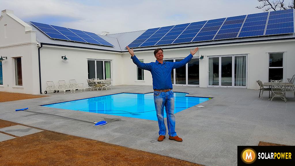 Solar Power Paarl 1