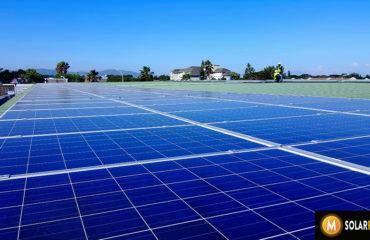 Solar Power Pinelands 1