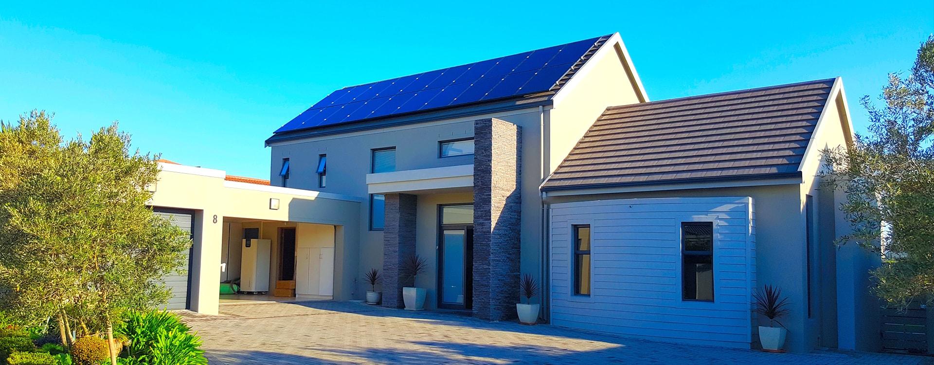 Solar Power Ville