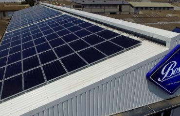 Boston Breweries Solar Panels
