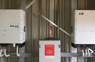 Timberlea Farm Solar Inverter