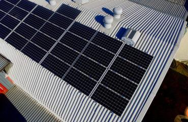 Double Glass Bifacial Solar Panels