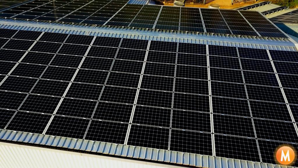 Timberlea Farm East West Facing Solar Power Solar Power