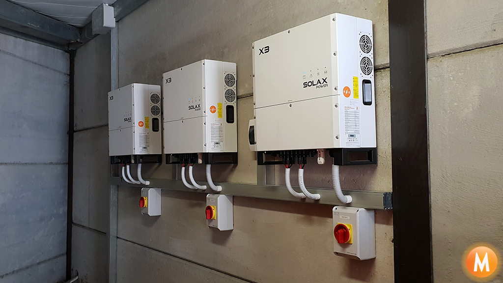 SOLAX Solar Inverters