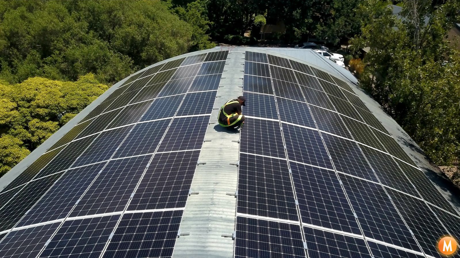 solar panel power system Paarl
