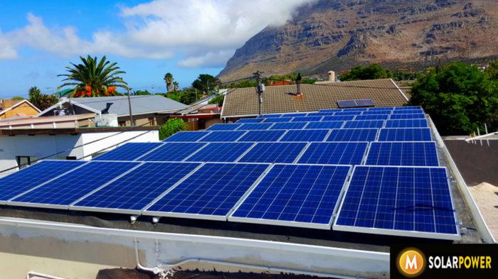 Solar Panels Tokai