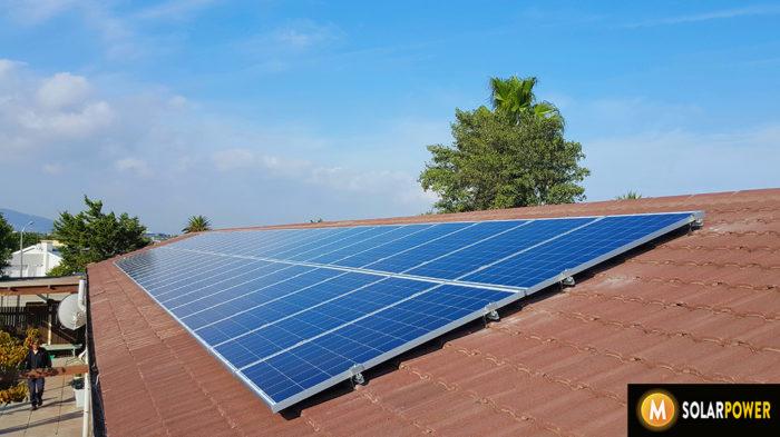 Robertson House Solar Power