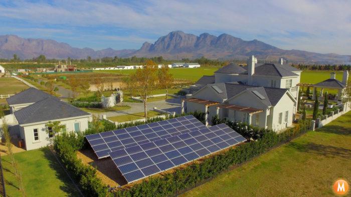 Martin Venter Solar Power