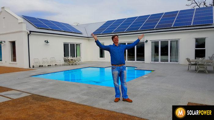 Solar Power Paarl