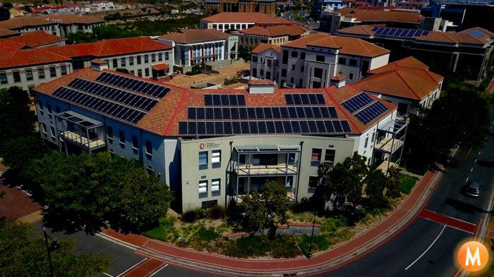 Century City Solar Power