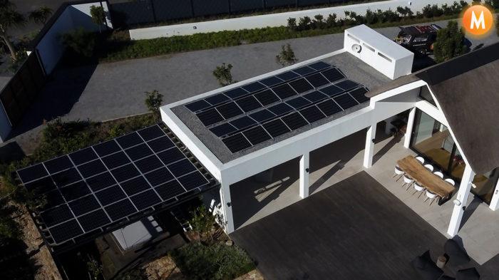 JA Solar PERC Mono Solar Panels