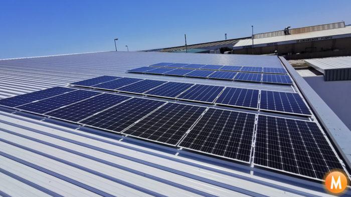 Solar Panel Installation Century City