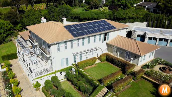 Solar Panels Constantia