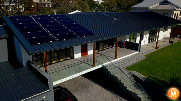 Solar Panel Power Claremont