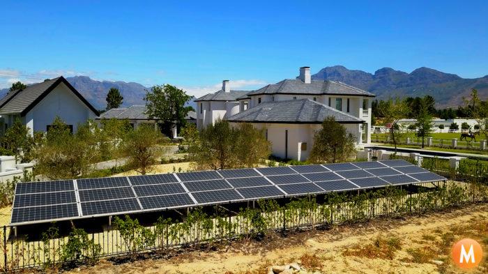 Solar Panel Ground Mount