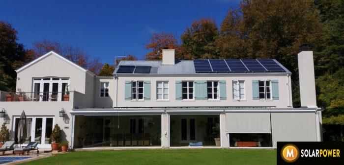 Solar Power System Contantia
