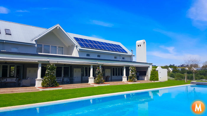 Solar Power System Stellenbosch