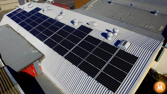Solar Power System ID Spice