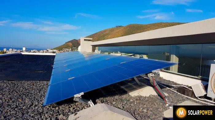 Solar Power System Fresnaye