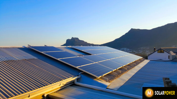 Solar Power System Hout Bay