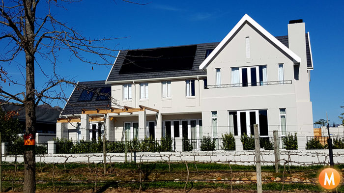 6kW Solar Power System - Val de Vie