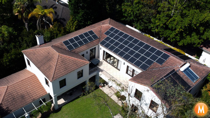 Solar Power System Constantia