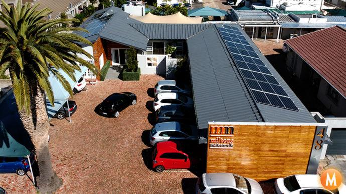 Solar Power System Miltons Matsemela