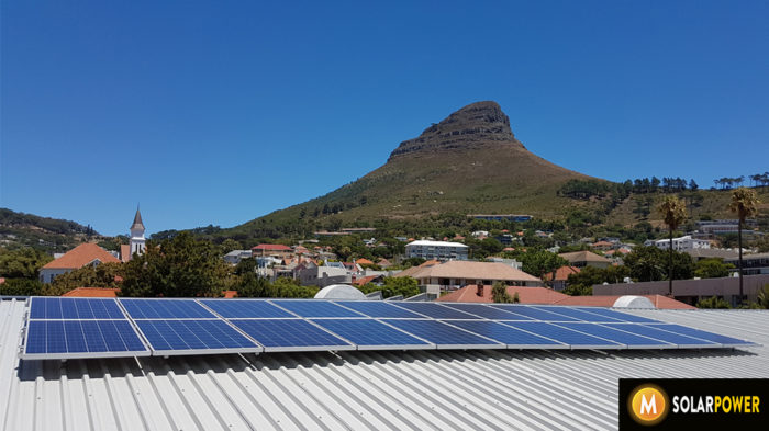 Solar Power System Cape Town