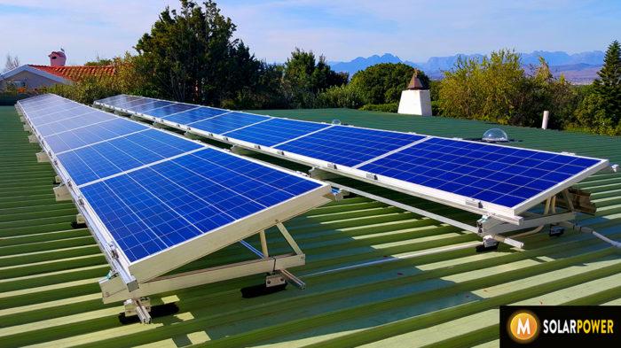 Solar Power System Durbanville