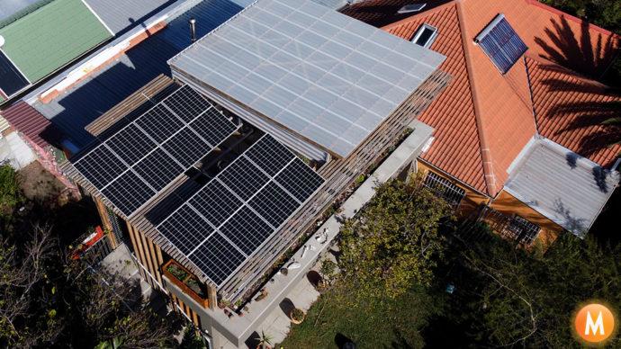 Solar Panels Pinelands
